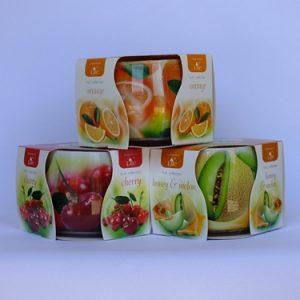 Illatos pohár – Gyümölcs illatok
